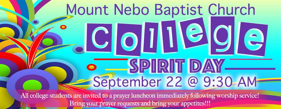 Mount Nebo Baptist Church